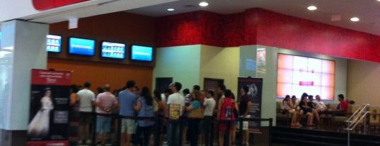 Cinemark is one of ParkShoppingSãoCaetano.
