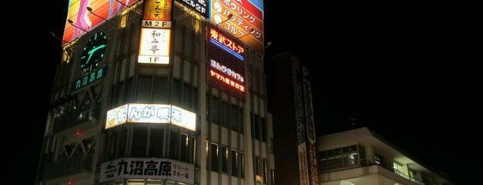 ナムコ 王子サンスクエア店 is one of beatmania IIDX 設置店舗.