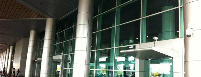 Kota Kinabalu International Airport (BKI) is one of Airports of the World.