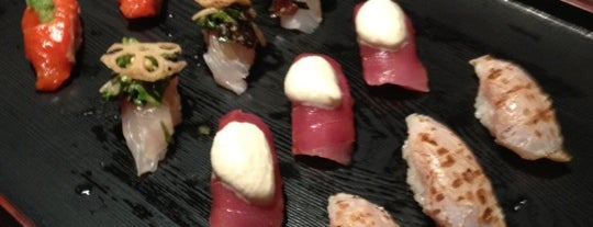 Sushi of Gari 46 is one of NYC Shortlist.