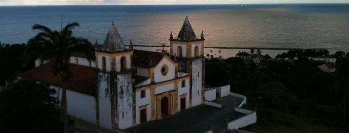 Centro Histórico de Olinda is one of Turistando em Pernambuco/Tourism in Pernambuco.