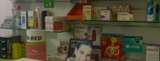 Farmacia Barcelona 22 is one of recuperar alcaldias ROBADAS por el muñeco.