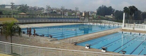 Centro Esportivo de Alto Rendimento (CEAR) is one of Condomínio Swiss Park Campinas.