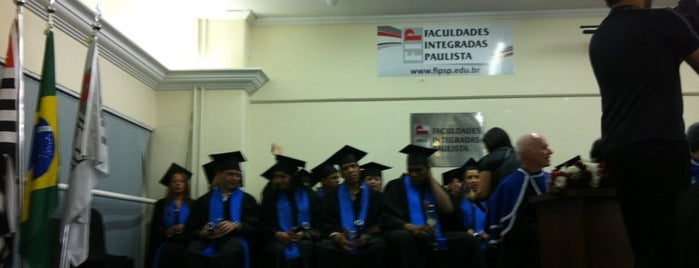 FIP (Faculdades Integradas Paulista) is one of Faculdades Integradas Paulistas.