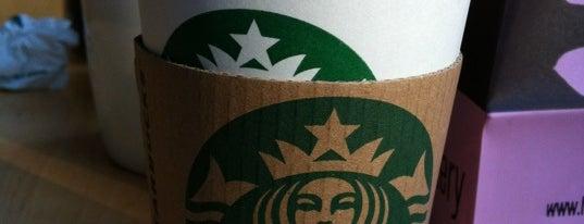 Starbucks is one of Coffee, Wifi, Power sockets in Soho.
