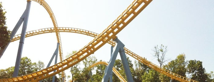 Skyrush is one of Favorite Arts & Entertainment.