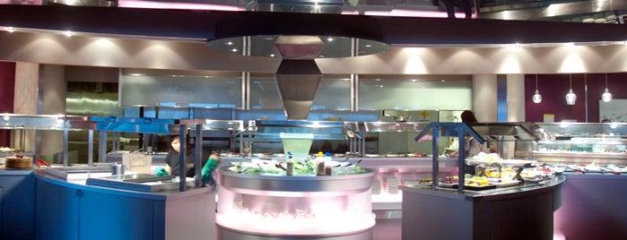 Woo Buffet Restaurant & Lounge is one of I gotta eat here..