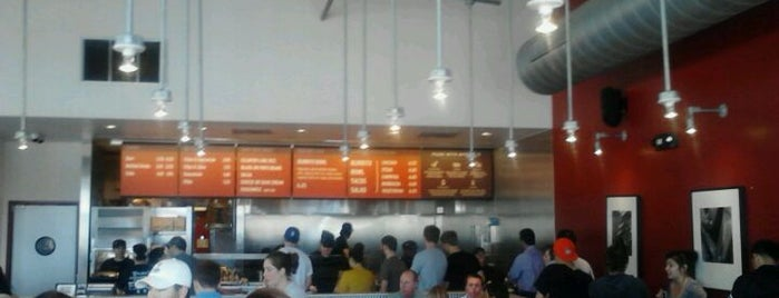 Chipotle Mexican Grill is one of Favorite Places To Eat.