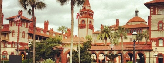 Flagler College is one of St. Augustine Tourist Spots to See.