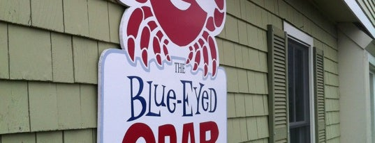 Blue-Eyed Crab Grille is one of Must See Boston.