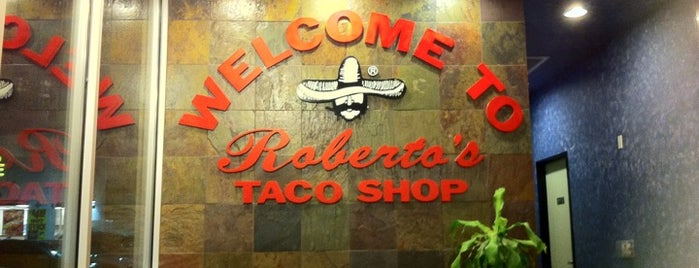 Roberto's Taco Shop is one of Foodie.