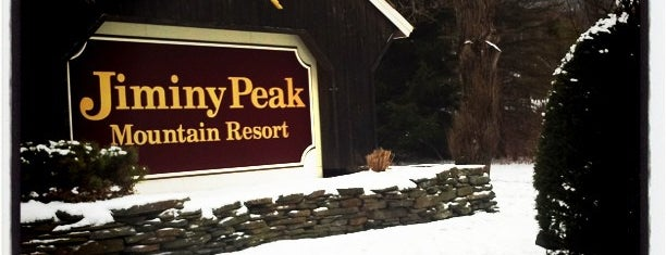 Jiminy Peak Ski Resort is one of Local Attractions.