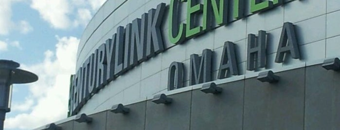 CenturyLink Center is one of 2012 NCAA Tournament.