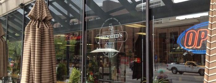 Siegfried's Delicatessen is one of UT - (Salt Lake City / Park City / Layton).