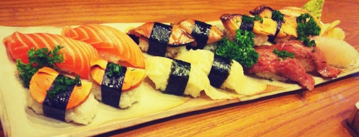Shori Sushi (โชริซูชิ) is one of Japanese Haven.