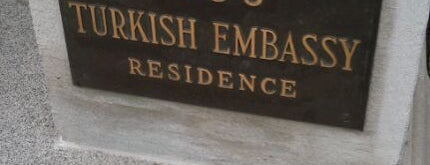 Embassy of The Republic of Turkey is one of Members.