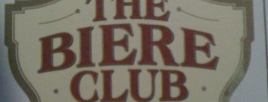 The Biere Club is one of Bangalore - 'Nightlife'.