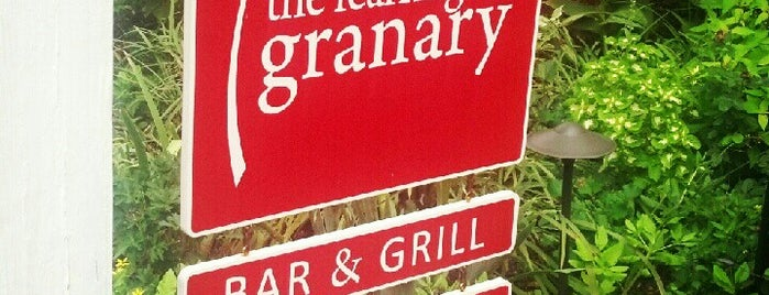 The Fearrington Granary Bar & Grill is one of NC Beer Month.