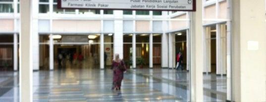 Hospital Sultanah Bahiyah (HSB) is one of I Like....