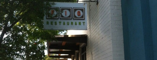 FIG is one of Great restaurants in Charleston.