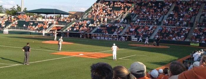 Disch-Falk Field is one of Venue.