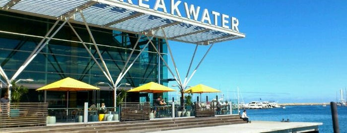 The Breakwater is one of Best of Perth, Western Australia #4sqCities.