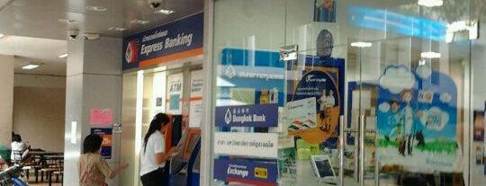 Bangkok Bank is one of พี่ เบสท์.
