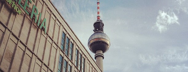 Galeria Kaufhof is one of Berlin.