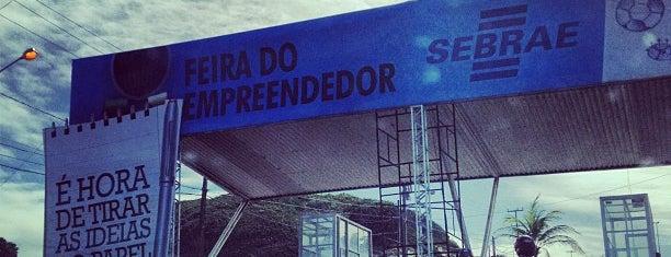 Centro de Convenções de Natal is one of Lugares por onde andei..