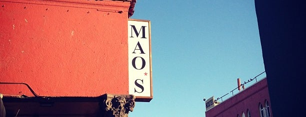 Mao's Kitchen is one of Los Angeles.