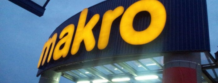 Makro Cash and Carry is one of Guide to Warszawa's best spots.