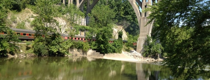 Cuyahoga Valley National Park is one of U.S. National Parks.