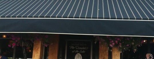 Mr. Dominic's at the Lake is one of favorite Rochester restaurants.