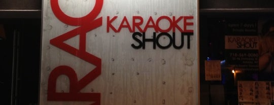 "Karaoke Shout is one of ""Be Robin Hood #121212 Concert"" @ New York!."