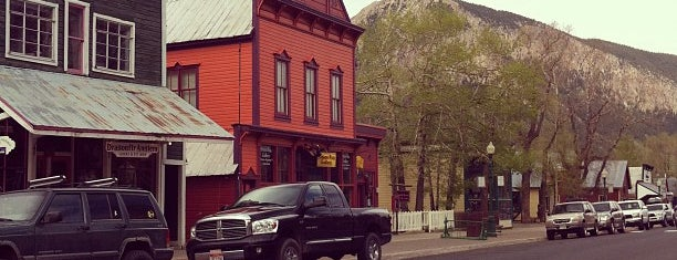 Crested Butte, CO is one of Colorado Tourism.