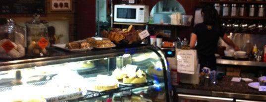 Three Monkeys Coffee & Tea House is one of Food!.