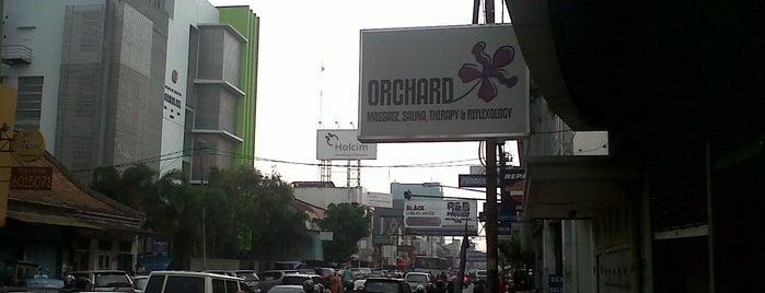Orchard - Massage, Sauna, Therapy & Reflexology is one of Napak Tilas Perjalanan N9.