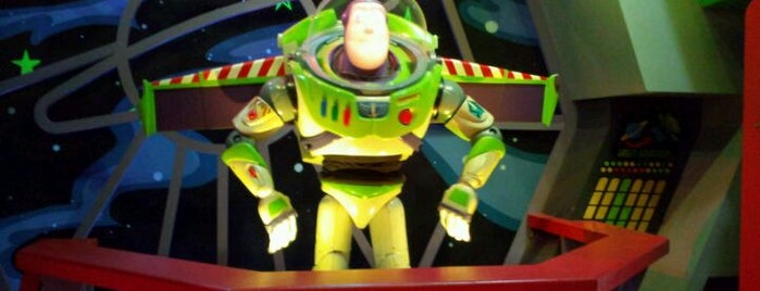 Buzz Lightyear Space Ranger Spin is one of Magic Kingdom Guide by @bobaycock.