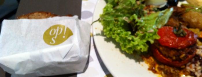 Ops! is one of Vegan Eats in Rome.