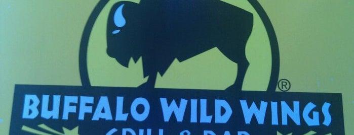 Buffalo Wild Wings is one of Top 10 dinner spots in Morgantown, West Virginia.