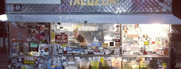 Taco Zone is one of 20 favorite restaurants.