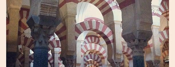 Mezquita-Catedral de Córdoba is one of 101 cosas que ver en Andalucía antes de morir.