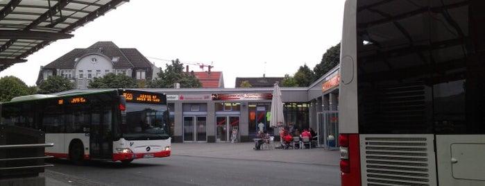 Recklinghausen Hauptbahnhof is one of Bahnhöfe DB.