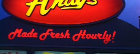 Andy's Frozen Custard is one of favorites.