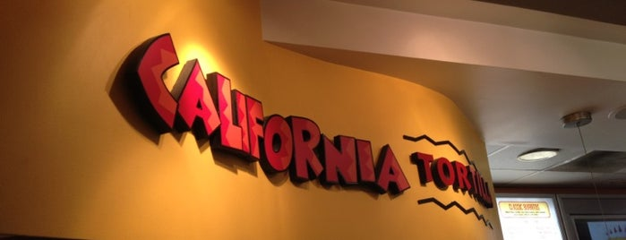 California Tortilla is one of Work.
