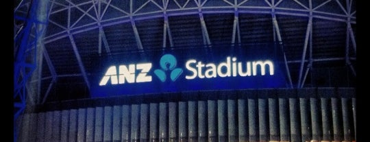 ANZ Stadium is one of Soccer.