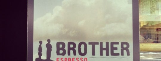 Brother Espresso is one of Best Cafes in Brisbane.