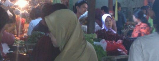 Pasar Baru Jatiasih is one of Bekasi.