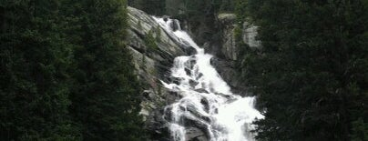 Hidden Falls is one of Things to do while in Rexburg.