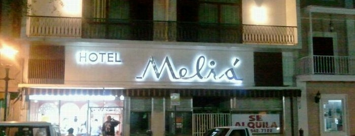 Melia Hotel Ponce is one of Ponce #4sqCities.